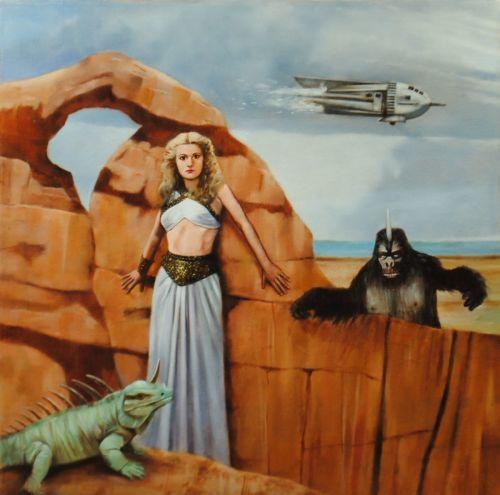 Mongo, Mars, Monsters and Magic