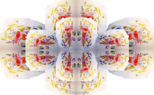 2Tier Kaleidoscope