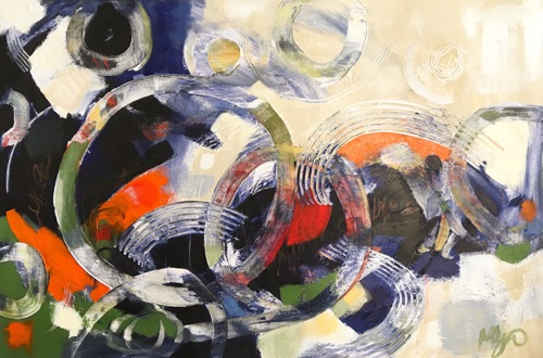 Apogee by Mary Zio