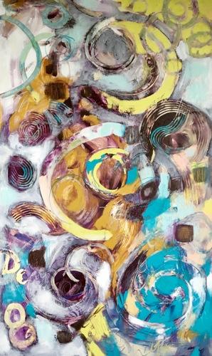 Cosmos by Mary Zio