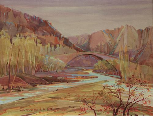 Bridge on River Ref# 2244