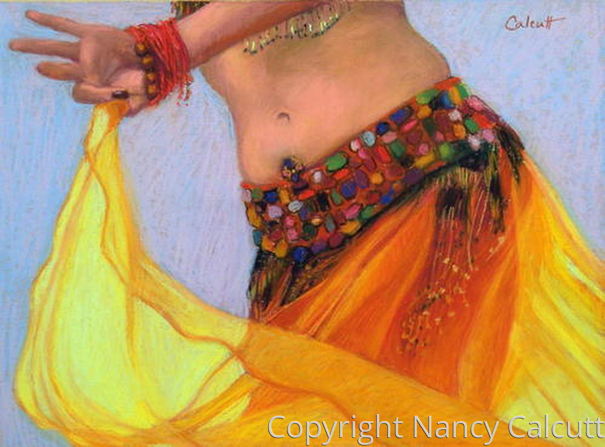 Belly Dancer (large view)