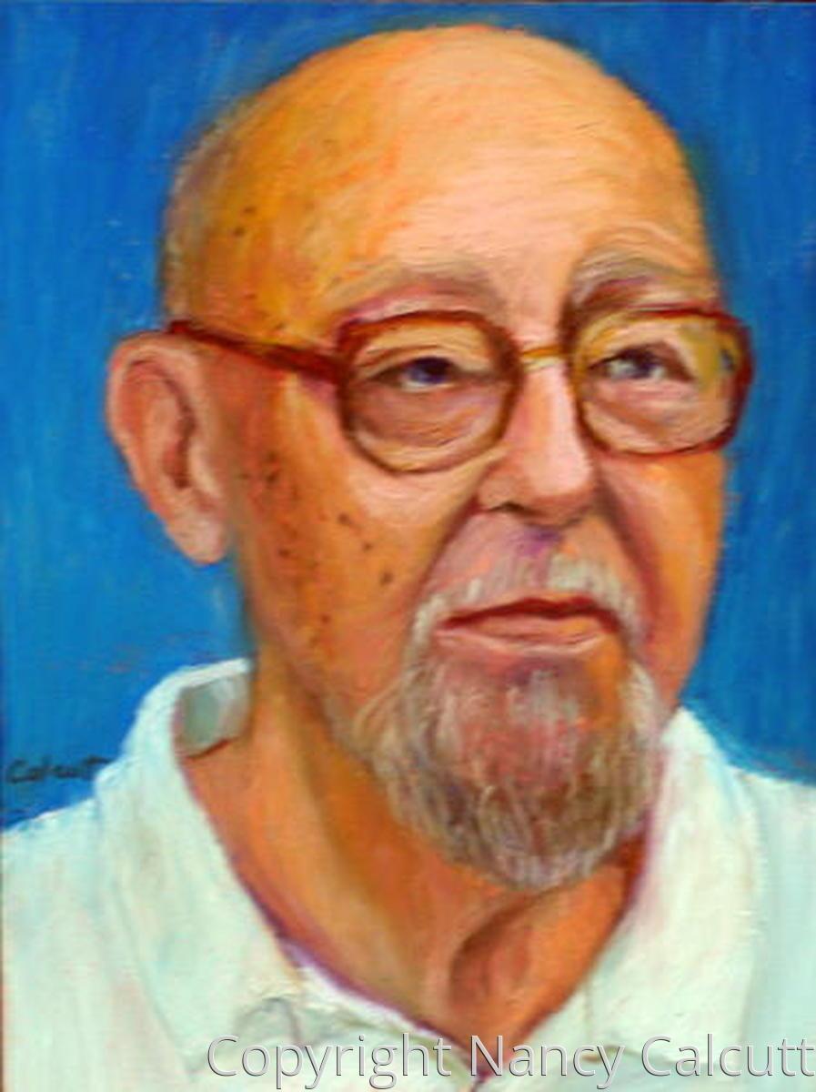 Petite Portrait: Mr. Rhodes, Sr. (large view)