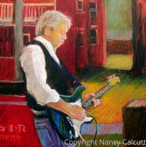 Lead Guitarist: Steve