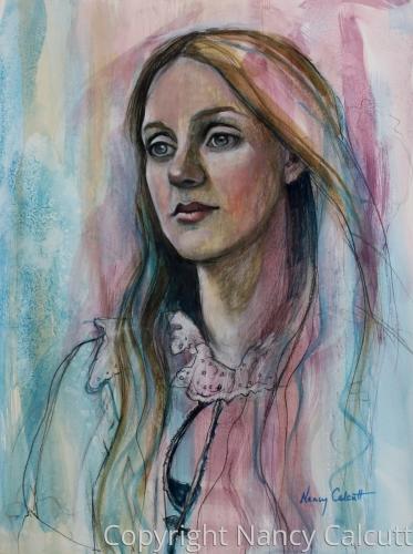 Lost in Reverie by Nancy Calcutt