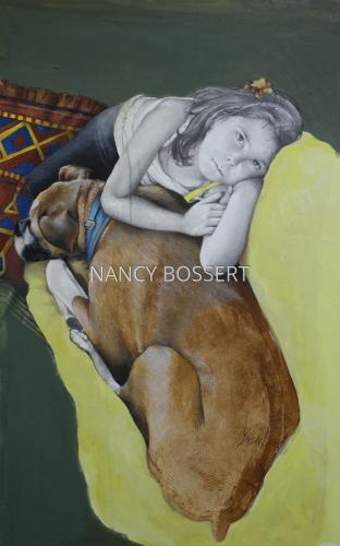 Special Time by Nancy Bossert