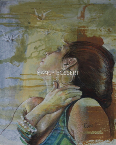 Relevancy of Touch, painting, figurative