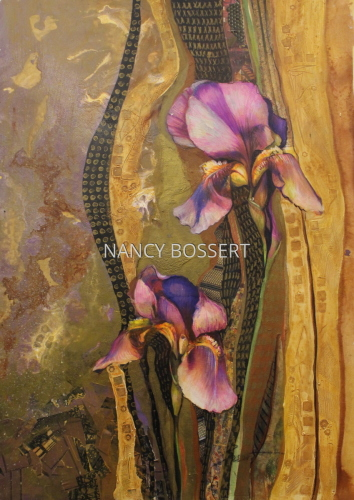 Iris Glow by Nancy Bossert