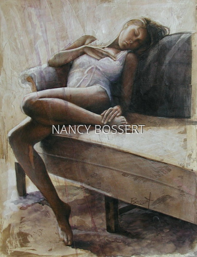 Violet Haze by Nancy Bossert