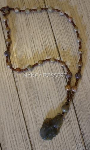 Fancy Goldfish Necklace