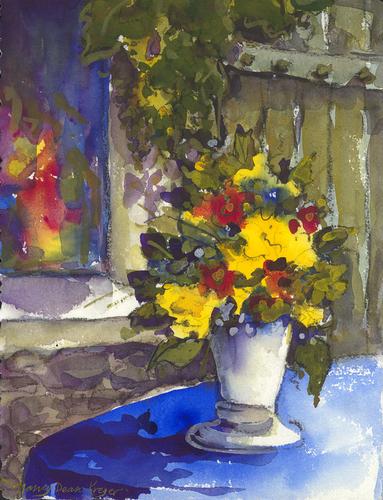 Provence Bastide Flowers