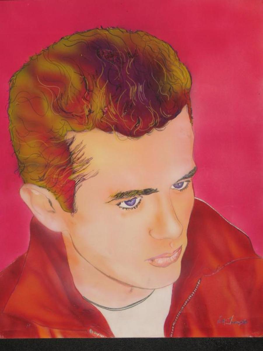 James Dean (large view)
