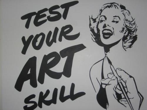 Test your art skill