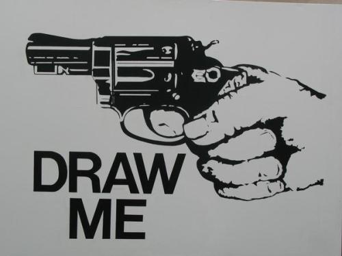 Draw The Gun