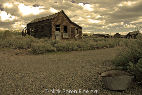 Bodie California  by Nick Boren Photography