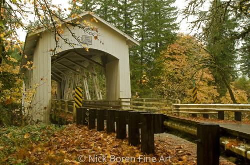 Short Covered Bridge