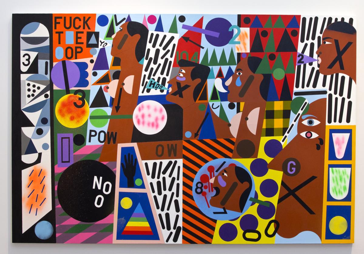 Fuck-T-EOP by Nina Chanel
