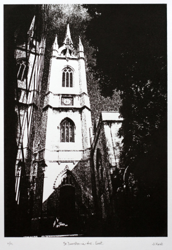 48 : St Dunstan-in-the-East