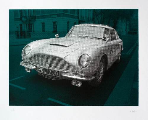 400 : 1964 Aston Martin DB6 Coupe