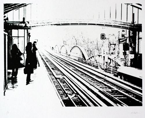 411 : Paris - La Motte Picquet - Grenelle Metro Station