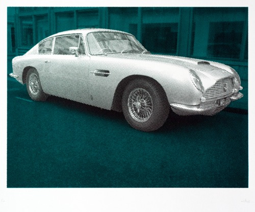 405 : 1968 Aston Martin DB6 Sports Coupe