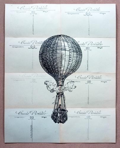 612 : Signor Benzie - Intrepid Victorian Aeronaut