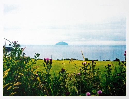 459 : Ailsa Craig from the Coast Road