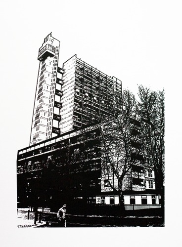 362 : London - Trellick Tower