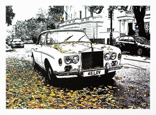 320 : Rolls Royce Corniche (Hand-finished)