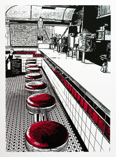 363 : London - Fat Boy's Diner