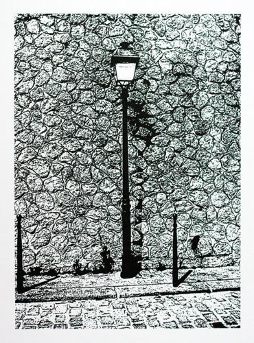 370 : Paris 16eme - Passy, Rue Berton