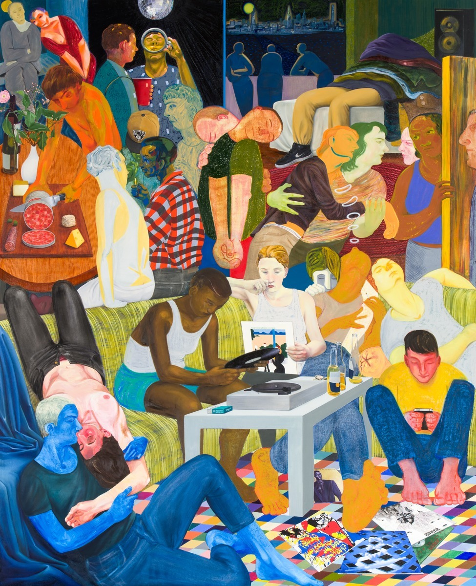 Another Green World by Nicole Eisenman