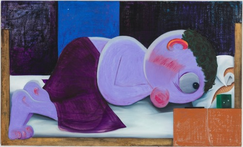 Long Night by Nicole Eisenman