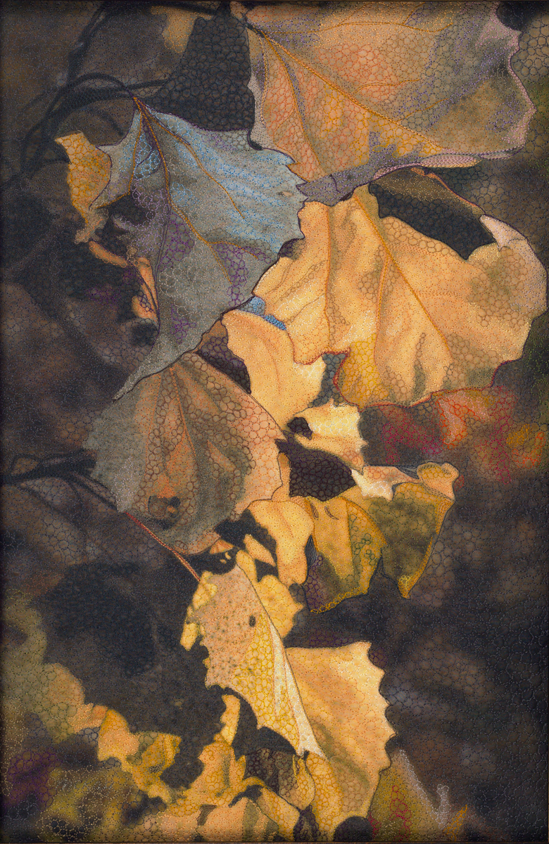 Flutter of Leaves (large view)