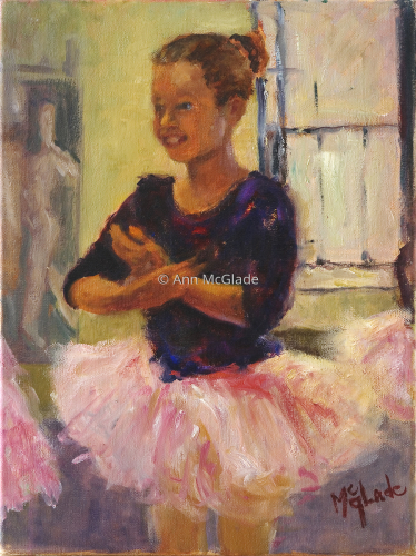 Ballerina by Ann McGlade