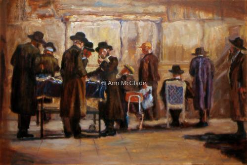 The Rabbis by Ann McGlade