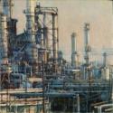 Refinery I by Carol Cruickshanks (thumbnail)