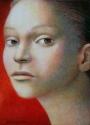 Red Girl by Carol Cruickshanks (thumbnail)
