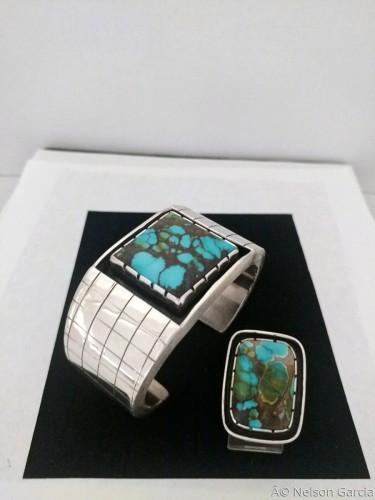 Bracelet 16 by Nelson Garcia Jewelry