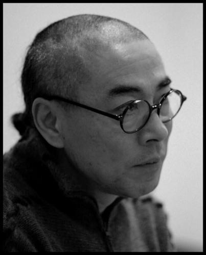 Portrait of Wenda Gu