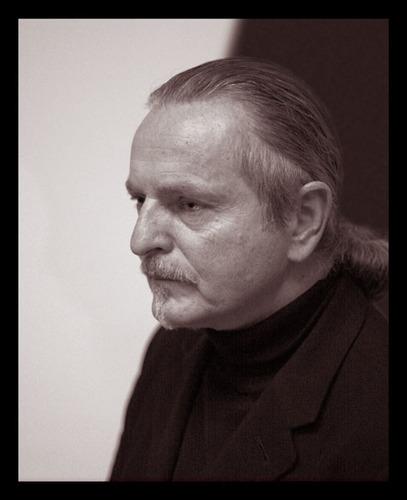Portrait of Krzysztof Wodiczko