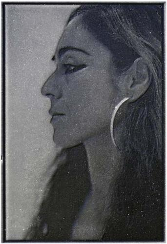 Portrait of Shirin Neshat (#3) (large view)