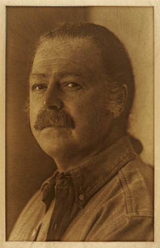 Portrait of Albert Paley (large view)