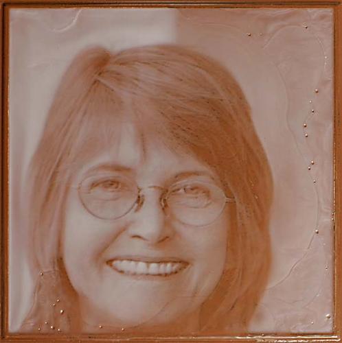 Portrait of Sandy Skoglund (Crisco) (large view)