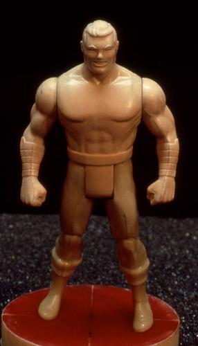 Schazam Character, front