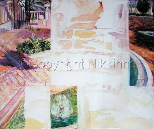 Terraces #2-9 Process