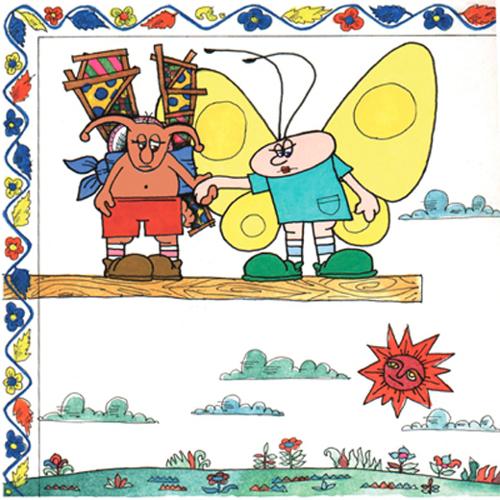 RYBA and KUZIA by Nikolay Moltchanov.