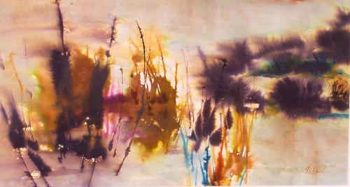 marsh by nina evans