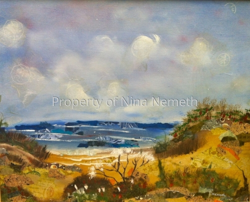 Beach Day by Nina Nemeth