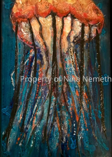 Inspired by Jellyfish Dance